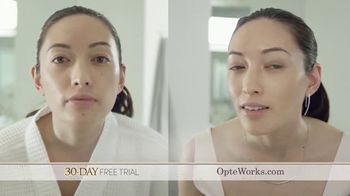 Opte TV Spot, 'Naturally Flawless Look' - Thumbnail 3