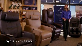 Relax the Back TV Spot, 'Lift Assist Chairs' - Thumbnail 1