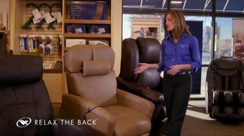 Relax the Back TV Spot, 'Lift Assist Chairs' - Thumbnail 2