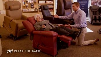 Relax the Back TV Spot, 'Lift Assist Chairs' - Thumbnail 7