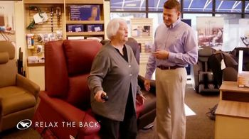 Relax the Back TV Spot, 'Lift Assist Chairs' - Thumbnail 9
