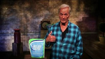 Relief Factor TV Spot, 'Occasional Aches & Pains'