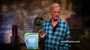 Relief Factor TV Spot, 'Occasional Aches & Pains' - Thumbnail 4