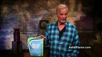 Relief Factor TV Spot, 'Occasional Aches & Pains' - Thumbnail 6