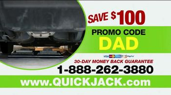 QuickJack TV Spot, '2018 Father's Day: Father Son Time' - Thumbnail 9