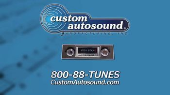 Custom Autosound TV Spot, 'Tunes for Your Classic Ride' - Thumbnail 2