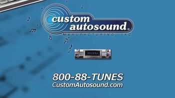 Custom Autosound TV Spot, 'Tunes for Your Classic Ride' - Thumbnail 3