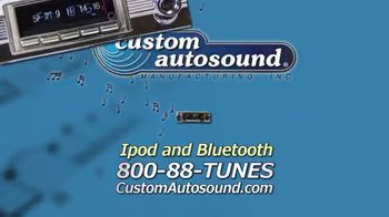 Custom Autosound TV Spot, 'Tunes for Your Classic Ride' - Thumbnail 4