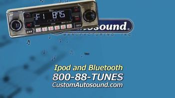 Custom Autosound TV Spot, 'Tunes for Your Classic Ride' - Thumbnail 5