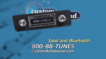 Custom Autosound TV Spot, 'Tunes for Your Classic Ride' - Thumbnail 6