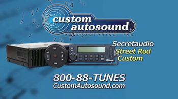 Custom Autosound TV Spot, 'Tunes for Your Classic Ride' - Thumbnail 7