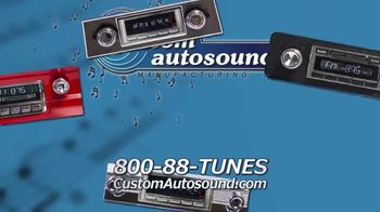 Custom Autosound TV Spot, 'Tunes for Your Classic Ride' - Thumbnail 8
