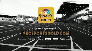 NBC Sports Gold TV Spot, 'Track and Field Events' - Thumbnail 9