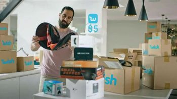 Wish TV Spot, 'What Does Claudio Bravo Do With Time on His Hands?' - 3 commercial airings