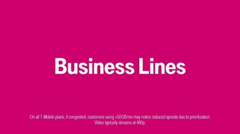 T-Mobile TV Spot, 'Keep Your Business Connected' - Thumbnail 8