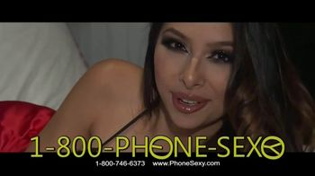 1-800-PHONE-SEXY TV Spot, \'Always a Beautiful Girl Waiting to Talk to You\'