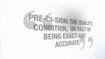 Precision Door Service TV Spot, 'You Can Count on Precision' - Thumbnail 1