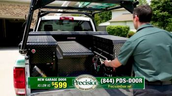 Precision Door Service TV Spot, 'You Can Count on Precision' - Thumbnail 3