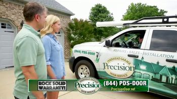 Precision Door Service TV Spot, 'You Can Count on Precision' - Thumbnail 9