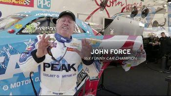 E3 Spark Plugs TV Spot, 'Funny Car Champion' Featuring John Force - Thumbnail 2