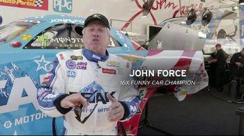 E3 Spark Plugs TV Spot, 'Funny Car Champion' Featuring John Force - Thumbnail 3