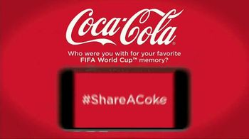 Coca-Cola TV Spot, 'FOX Sports: Share Your Story' Featuring Fernando Fiore - Thumbnail 9