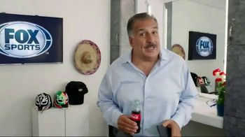 Coca-Cola TV Spot, 'FOX Sports: Share Your Story' Featuring Fernando Fiore - Thumbnail 4