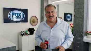 Coca-Cola TV Spot, 'FOX Sports: Share Your Story' Featuring Fernando Fiore - Thumbnail 5