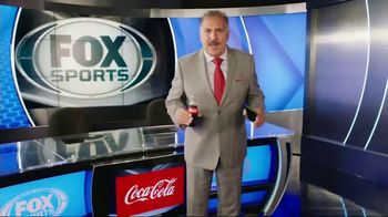 Coca-Cola TV Spot, 'FOX Sports: Share Your Story' Featuring Fernando Fiore - Thumbnail 7