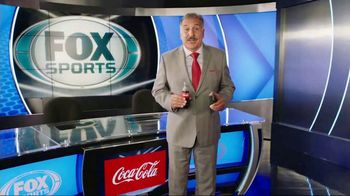 Coca-Cola TV Spot, 'FOX Sports: Share Your Story' Featuring Fernando Fiore - Thumbnail 8
