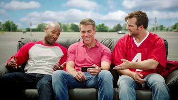 Dish Tailgater Pro TV Spot, 'The Best Tailgate Experience' Featuring Chris Fowler