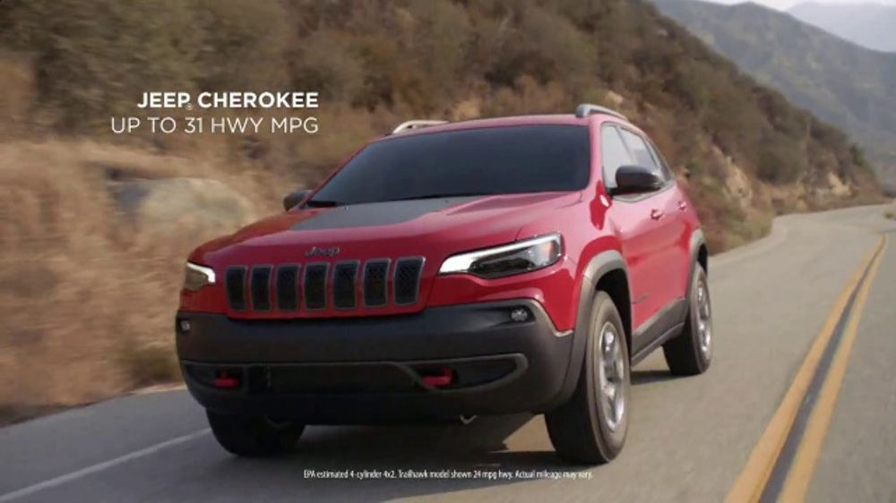 Jeep Adventure Days Event TV Commercial, 'Ultimate Test Drive: Cherokee' [T2]