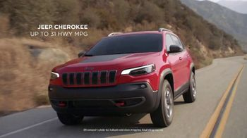 Jeep Adventure Days Event TV Spot, 'Ultimate Test Drive: Cherokee' [T2]