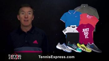 Tennis Express Black October Sale TV Spot, 'Jumpstart Your Holiday Shopping'