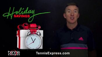 Tennis Express Black October Sale TV Spot, 'Jumpstart Your Holiday Shopping' - Thumbnail 3