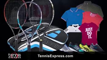 Tennis Express Black October Sale TV Spot, 'Jumpstart Your Holiday Shopping' - Thumbnail 5