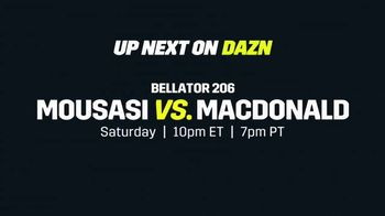 DAZN TV Spot, 'Bellator 206: Mousasi vs. Macdonald' - Thumbnail 9