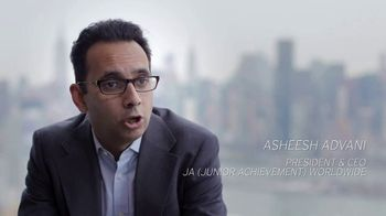 Citi TV Spot, 'Progress Makers: Junior Achievement'