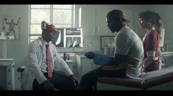 Dr Pepper TV Spot, 'Fansville: X-Ray' Featuring Eddie George
