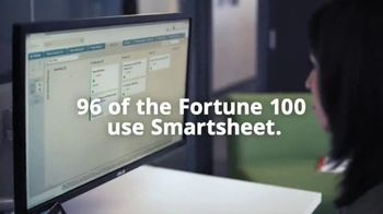 Smartsheet TV Spot, '96 of 100' - Thumbnail 1