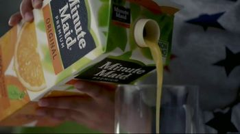 Minute Maid TV Spot, 'Good Pour' - Thumbnail 3