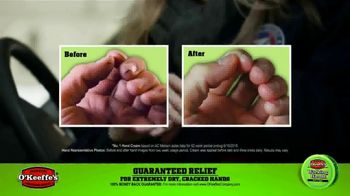 O'Keeffe's Working Hands TV Spot, 'Heavenly Hand Cream' - Thumbnail 9