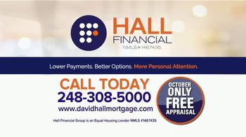 Hall Financial October Pricing Special TV Spot, 'Free Appraisal' - Thumbnail 8
