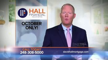 Hall Financial October Pricing Special TV Spot, 'Free Appraisal' - Thumbnail 1