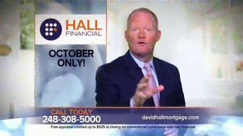 Hall Financial October Pricing Special TV Spot, 'Free Appraisal' - Thumbnail 6