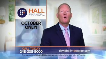 Hall Financial October Pricing Special TV Spot, 'Free Appraisal' - Thumbnail 7