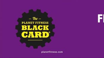 Planet Fitness First Month Free Sale TV Spot, 'Black Card' - Thumbnail 4