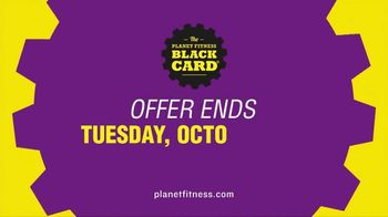 Planet Fitness First Month Free Sale TV Spot, 'Black Card' - Thumbnail 6