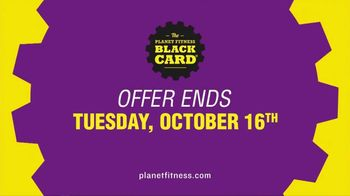 Planet Fitness First Month Free Sale TV Spot, 'Black Card' - Thumbnail 7
