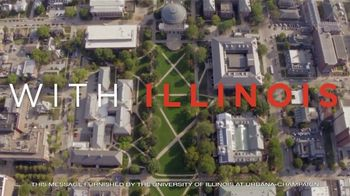 University of Illinois TV Spot, 'Change the World' - Thumbnail 9
